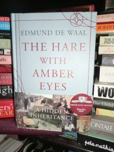 Hare Amber Eyes
