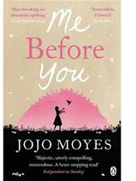 Me Before You UK cover