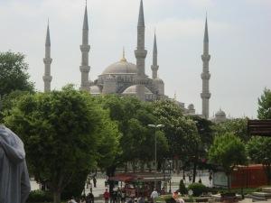 Sultanahmet (Blue Mosque)
