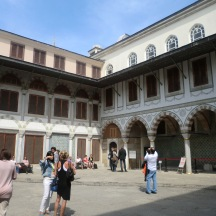 Harem Courtyard