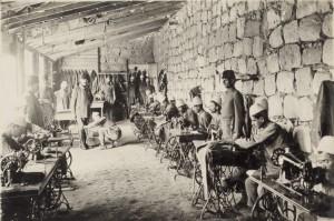 Ottoman uniforms WWI