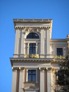 Palais Ephrussi, Vienna Elisabeth's Childhood Home