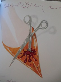 Manolo scissors