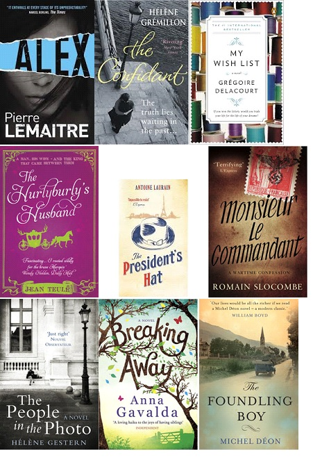 French Books That Are Selling Abroad!