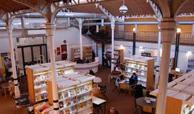 Library Press Room