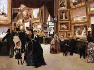 Edouard_Dantan Un Coin du Salon, 1880