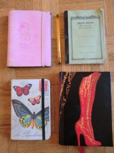 A Selection of Word by Word notebooks.