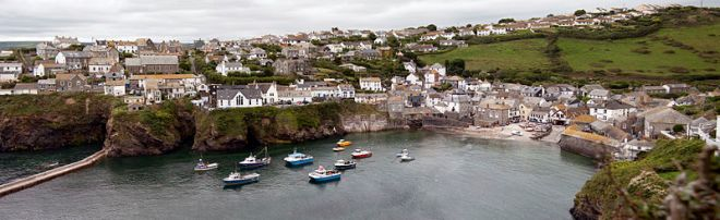 Port Issac Cornwall