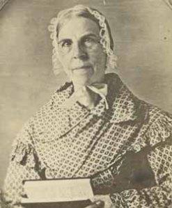 Sarah Grimké (1792-1873)