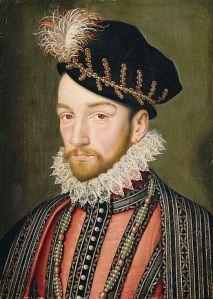 Charles IX, King of France 1560-1574