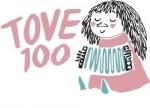 TOVE 100 © Moomin Characters™