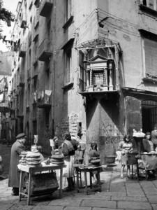 A Naples Slum