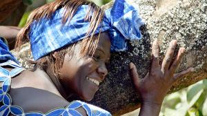 Wangari Maathai, Tree Hugger Extraordinaire!