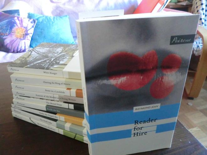 Contemporary European Fiction via Peirene Press