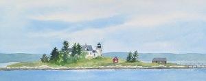 Pumpkin Island Maine
