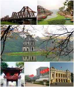Hanoi by Cheong Source: Wikipedia