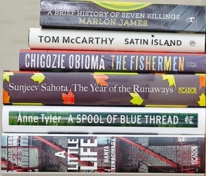 ManBooker Shortlist 2015