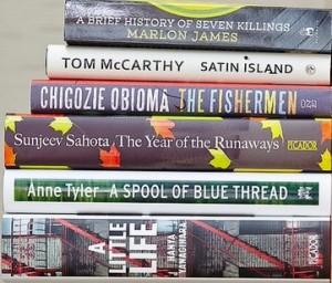ManBooker Shortlist 2015
