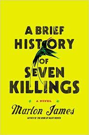 1 Summer Chunkster - A Brief History of Seven Killings