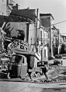 Naples Earthquake 1980