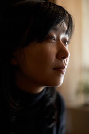 Han Kang Author