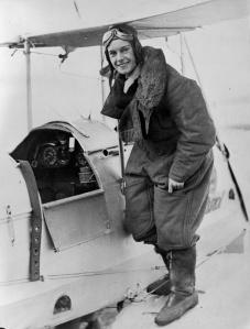 Jean Batten, 1934