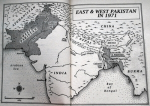 East West Pakistan 1971