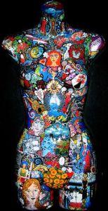 Dressmakers ribcage