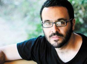 Bolivian Author, Rodrigo Hasbún