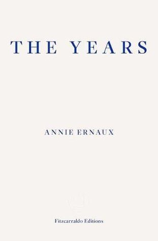 Annie Ernaux The Year's French literature