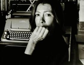 Joan Didion Writer Essayist