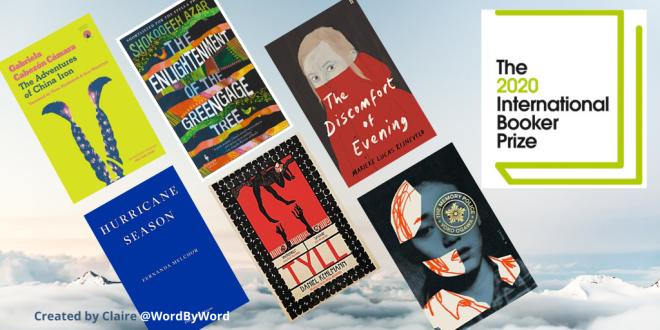 International Booker Prize 2020 shortlist logo