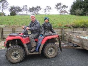 Generational Farming life New Zealand
