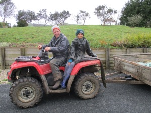 Generational Farming life New Zealand
