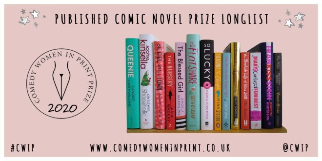 Comedy Women in Print Literary Prize 2020