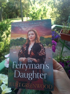Cornwall The Ferryman's Daughter Juliet Greenwood Historical Fiction