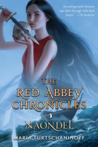 Naondel Red Abbey Chronicles WIT Month