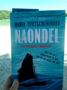 Naondel The Red Abbey Chronicles feminist fantasy WIT Month