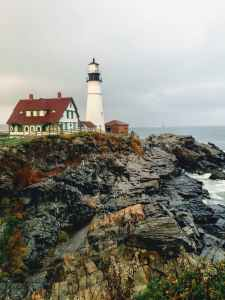The Party Wall Catherine Leroux lighthouse
