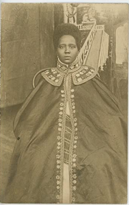 Ethiopian Woman The Shadow King Maaza Mengiste