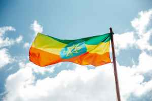 Ethiopia Flag the Shadow King