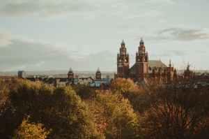 Glasgow Scotland Shuggie Bain Douglas Stuart