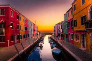 design inspiration italy Renzo Piano colour water boats