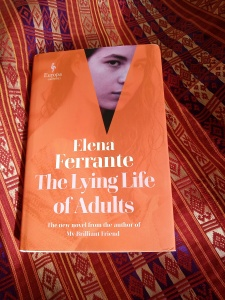 The Lying Life of Adults Elena Ferrante Ann Goldstein