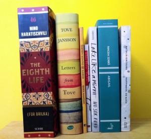 Women in Translation Warwick Prize Shortlist