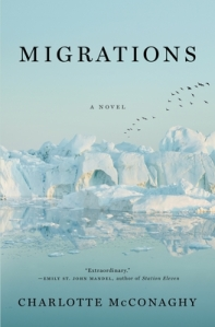 novels about bird migration nature