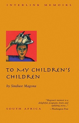 Memoir South African Woman Sindiwe Magona