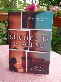 silence is a sense Layla alammar